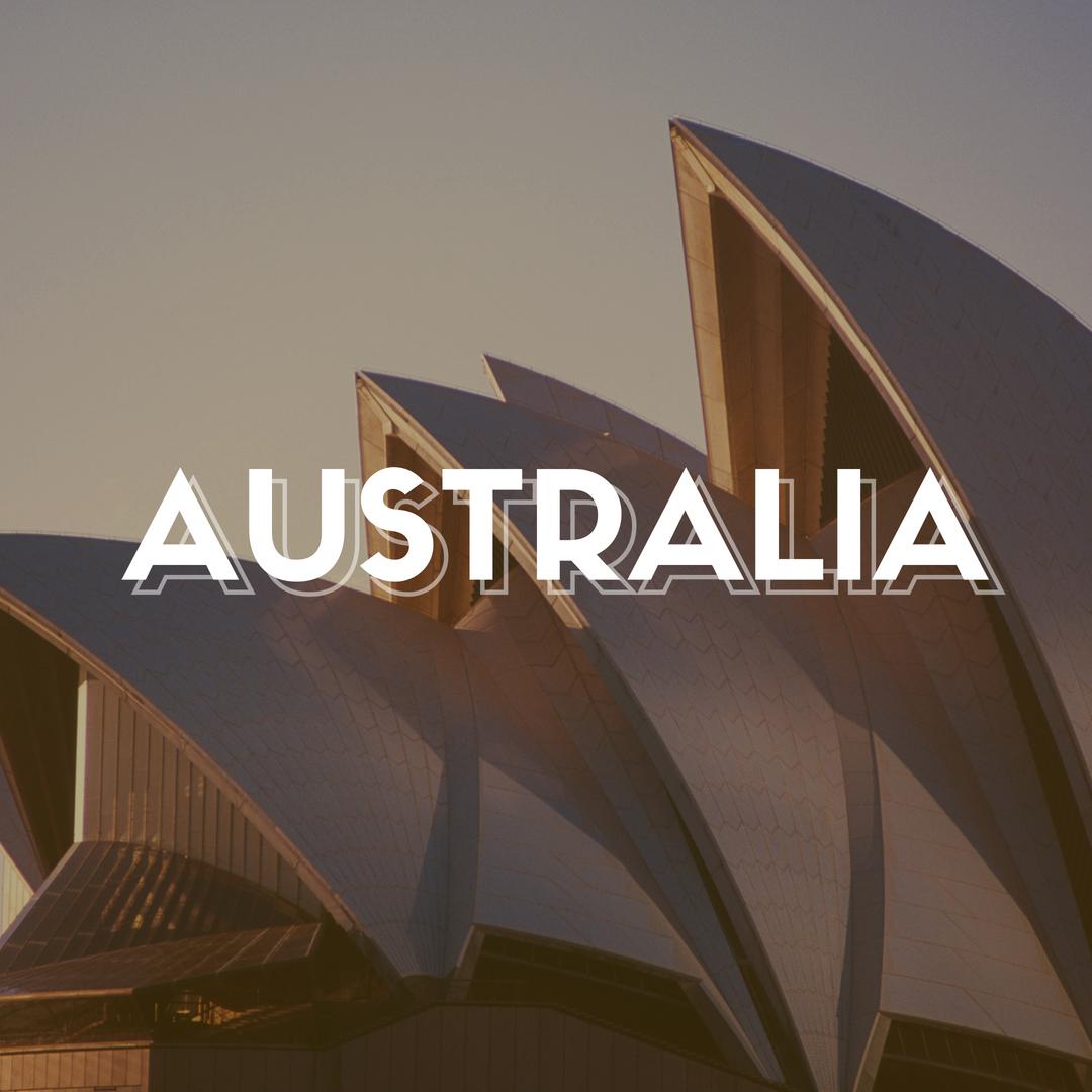 Australia legislation
